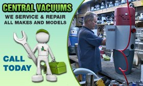 Central vacuum repair, Boca Raton, FL