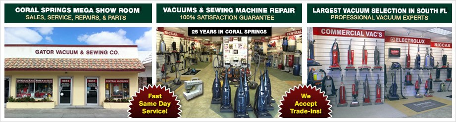 Gator Vacuum And Sewing Co Central Vacuum Repair Amp Service