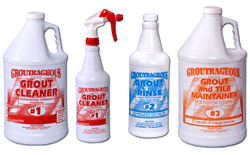 Professional Grout Cleaner And Grout Cleaning Products
