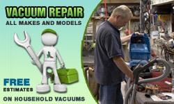 Panasonic vacuum repair
