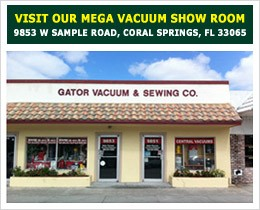 Vacuums in Coral Springs, Florida