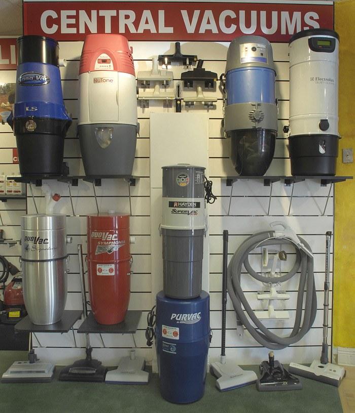 Vacuum Parts: Frigidaire Central Vacuum Parts
