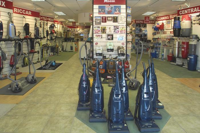 Gator Vacuums Showroom In CORAL Springs FL