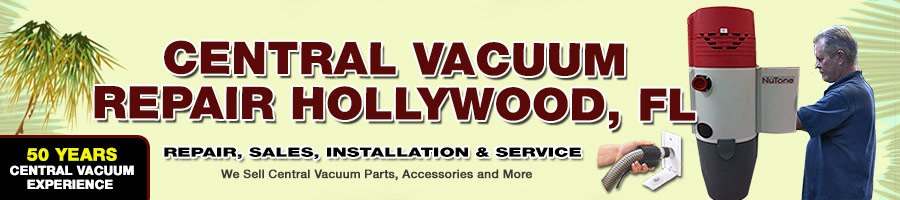 Hollywood Vacuum Repair