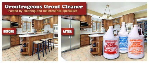 Grout Cleaner Products