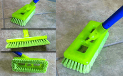 Need to clean the dirty grout on your floor save money and do it tile grout scrubbing brush ppazfo