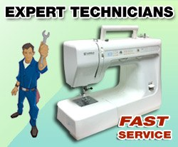 Expert Sewing Machine Repairs