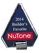 Nutone top sellers award
