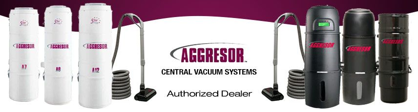 Aggresor Central Vacuum Local Repair, Service, Sales & Installation serving South Florida