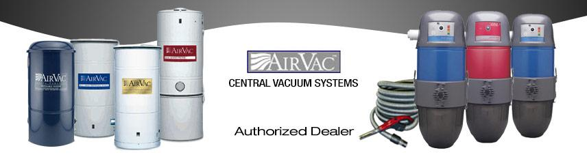 AirVac Central Vacuum Local Repair, Service, Sales & Installation serving South Florida