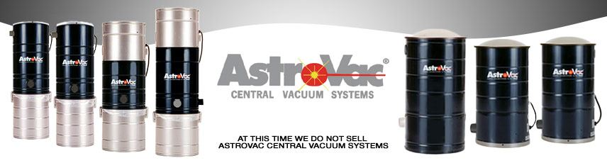 AstroVac Central Vacuum Local Repair, Service, Sales & Installation serving South Florida