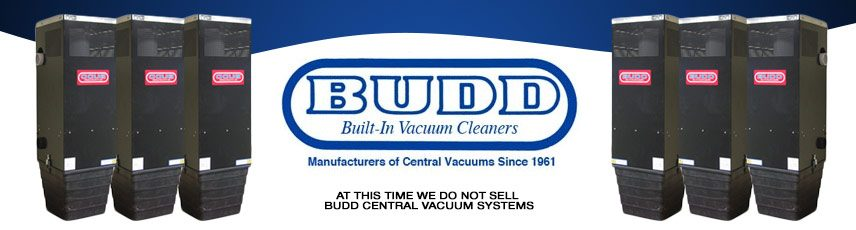 Budd Central Vacuum Local Sales, Repair & Installation serving South Florida
