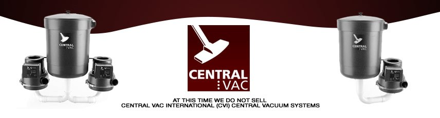 CV International Central Vacuum Local Sales, Repair & Installation serving South Florida