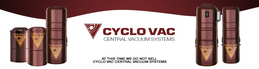 Cyclo Vac Central Vacuum Local Sales, Repair & Installation serving South Florida