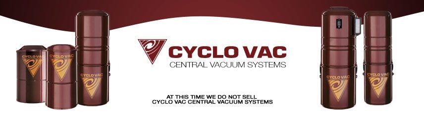 Cyclo Vac Central Vacuum Local Sales, Repair & Installation serving South Florida