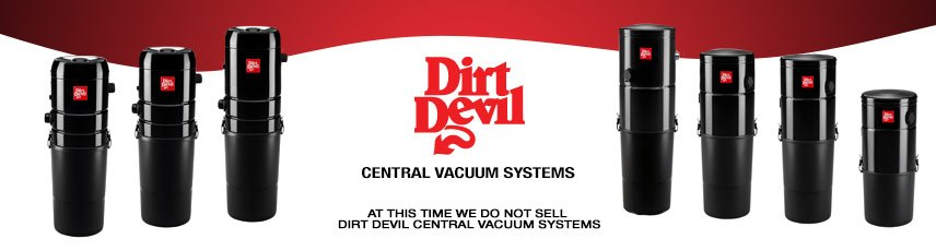 Dirt Devil Central Vacuum Local Sales, Repair & Installation serving South Florida
