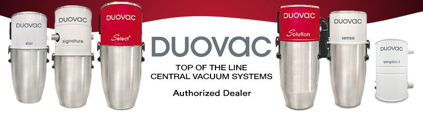 DuoVac Central Vacuum Sales, Repair & Installation serving South Florida
