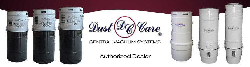 Dust Care Central Vacuum Local Sales, Repair & Installation serving South Florida