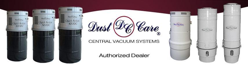 Dust Care Central Vacuum Local Sales, Repair & Installation serving South Florida