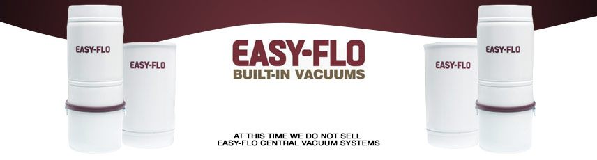 Easy-Flo Central Vacuum Local Sales, Repair & Installation serving South Florida