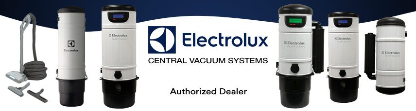 Electrolux Central Vacuum Sales, Repair & Installation serving South Florida