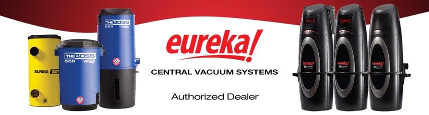 Eureka Central Vacuum Local Sales, Repair & Installation serving South Florida