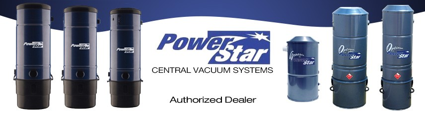 PowerStar Central Vacuum Local Sales, Repair & Installation serving South Florida