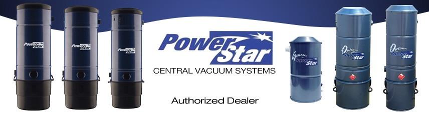 PowerStar Central Vacuum Local Sales, Repair & Installation serving South Florida