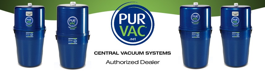 PurVac Central Vacuum Local Sales, Repair & Installation serving South Florida