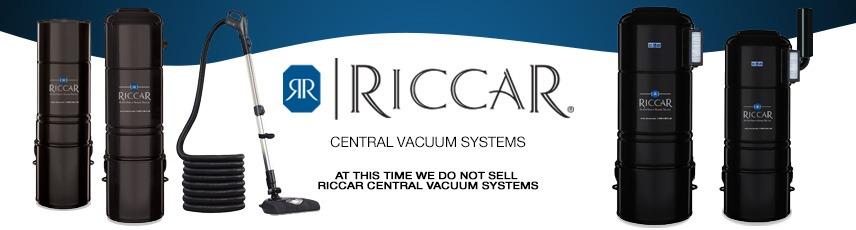 Riccar Central Vacuum Local Sales, Repair & Installation serving South Florida
