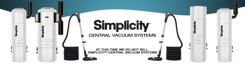 Simplicity Central Vacuum Local Sales, Repair & Installation serving South Florida