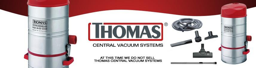 Thomas Central Vacuum Local Sales, Repair & Installation serving South Florida