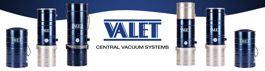 Valet Central Vacuum Local Sales, Repair & Installation serving South Florida