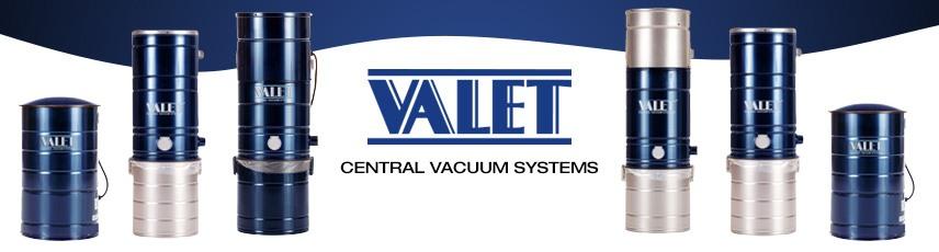 Valet Central Vacuum Local Sales, Repair & Installation serving South Florida