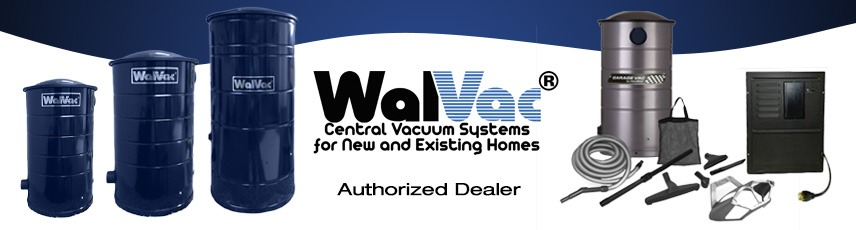 WalVac Central Vacuum Local Sales, Repair & Installation serving South Florida