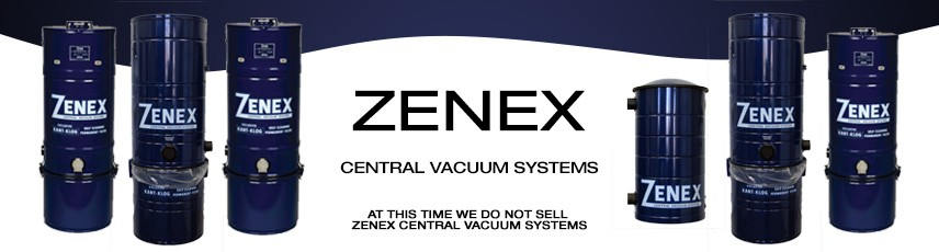 Zenex Central Vacuum Local Sales, Repair & Installation serving South Florida