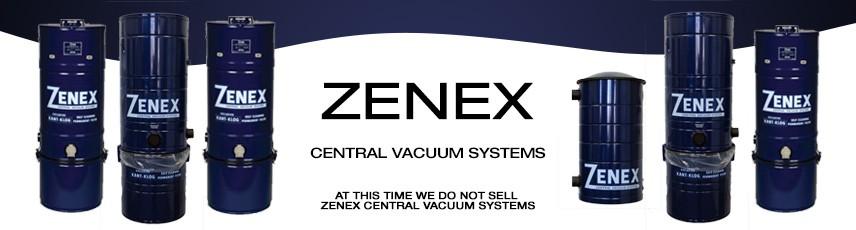 Zenex Central Vacuum Local Sales, Repair & Installation serving South Florida