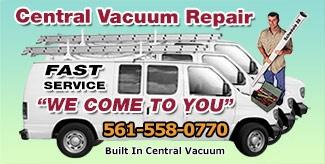 Gator Vacuum Central Vacuum Repair Van