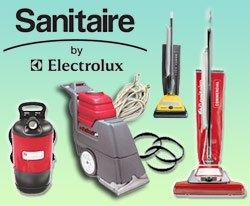 Sanitaire Household Vacuums